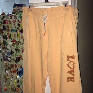 Victoria's Secret lounge sleep pj bottoms pants